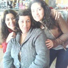 Nós lindas família mais boa ...