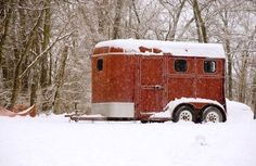 How to Convert a Used Horse Trailer to a Camper | eHow.com meh might be useful