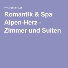 Romantik & Spa Alpen-Herz - Zimmer und Suiten Hotel Alpen, Sauna, Room, Heart, Bedroom, Rooms, Rum, Peace