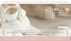 4 degrees outside? 4 great Spas to warm up in. Shoulder Massage, Steam Room, Stay The Night, Spas, The Outsiders, Warm, Saunas