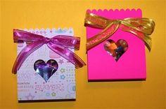 Plantin Schoolbook Candy Holder