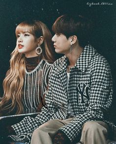 the brightest star is moon just for kooklice and kooklice shipper ___ # Ngẫu nhiên # amreading # books # wattpad Jennie Lisa, Blackpink Lisa, Jungkook Fanart, Bts Jungkook, K Pop, Lisa Blackpink Wallpaper, Bts Girl, Kpop Couples, Blackpink Memes