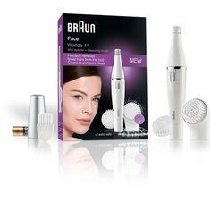 Braun SE820 Face Yüz Epilatörü ve Yüz Temizleme Cihazı :: magazasenin.com