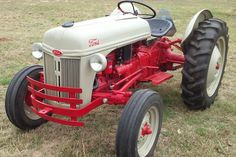 Bid for the chance to own a No Reserve: 1949 Ford Tractor at auction with Bring a Trailer, the home of the best vintage and classic cars online. Ford Tractors For Sale, 8n Ford Tractor, Vintage Tractors For Sale, Old Ford Trucks, Lifted Chevy Trucks, Pickup Trucks, Antique Tractors, Old Tractors, Ford Classic Cars