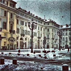 Torino d'inverno