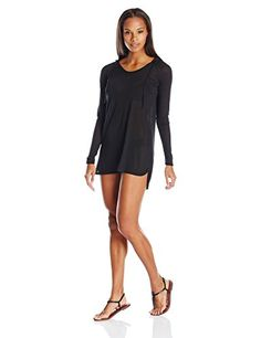 Route 101 Sport Women's Hooded Cover Up Tunic