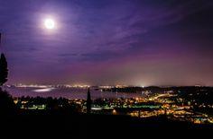Lago di Garda di Notte