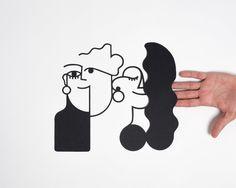 Image of PAPERCUT COUPLE
