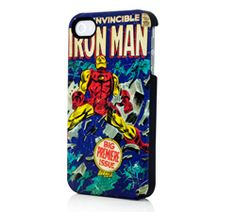Performance Designed Products - iPhone 4 Marvel Iconic Covers - Iron Man