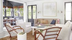 This modest but design-savvy beach home proves that less is more.