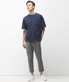Men's Oversized T-Shirts Outfit Inspiration Lookbook