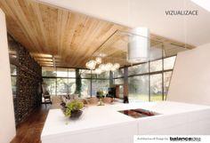 interiér obytného prostoru