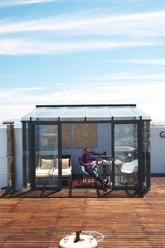 Retro Cape Town Penthouse