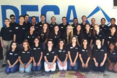 DECA Direct DECA Direct Online is your one-stop source for news, updates and best practices. Keep up with everything DECA, including conferences, competitions and announcements. Stoneman Douglas, Online High School, School Levels, Community Service, The Middle, Division, Fundraising, Middle School, Presents