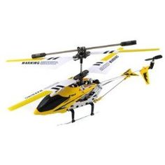 Syma S107/S107G R/C Helicopter  5CH Mini RTF RC Helicopter comes with the greatest advancement in Helicopter Technology, a Gyro. http://toysfor2013.com/syma-s107s107g-rc-helicopter-yellow