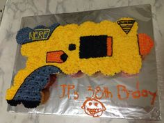 Image result for nerf cookies