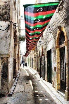 The old City   Tripoli , Libya