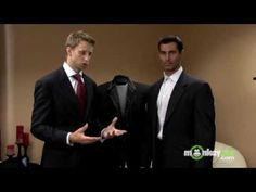 Men's Fashion - How to Create Illusions with a Well Tailored Suit
