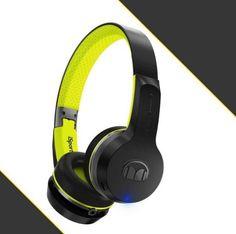 Monster iSport Freedom Bluetooth Wireless On-Ear Headphones-Sports Headphones, Running, Gym Friendly Best Running Headphones, Wireless Headphones For Tv, Headphones For Sale, Bluetooth Earbuds Wireless, Sports Headphones, Best Headphones, Equipement Running, Monster, Freedom