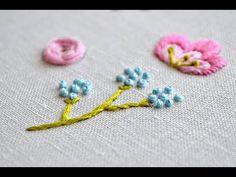 pumora embroidery tutorial - Buscar con Google