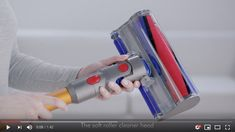 Dyson - Spazzole e Accessori [video] - Cs, CAREservice Video, Wordpress, Home Appliances, House Appliances, Appliances