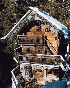 chalet in Chamonix, France