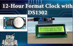 I am getting lots of request for 12 hour format clock. So, in this tutorial we will see how to make 12 hour format clock.  So let's get started. For this you will need Arduino, …