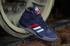 Packer Shoes x Adidas Conductor Hi (NJ AMERICANS)