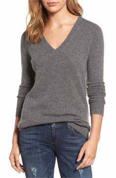The pretty cashmere sweater is a perfect staple, and readers have been wholeheartedly buying up a ton of Halogen sweaters in general! This one has a classic V-neck style and ribbed sleeves that will look current season after season and go with several travel outfits! Comes in sizes XXS-XXL. Find out what the readers loved this month and tell us what would you like most? We'll be happy to read you! #TravelFashionGirl #TravelFashion #TravelClothing #wardrobeideas #legginoutfits #bootsoutfits How To Wear Ankle Boots, Faux Leather Jackets, Get Dressed, Fall Outfits, Travel Outfits, Outfit Winter, Cashmere Sweaters, Skinny Jeans, Clothes