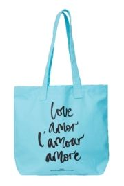 Nothing blue about this bag #lornajane #ljfitlst