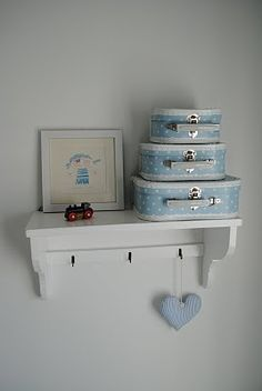 Shelf idea for Maxs room