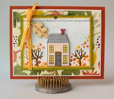 Holiday Home Fall by asolven - Cards and Paper Crafts at Splitcoaststampers