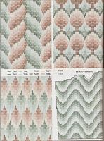"""Lovely heart things: Bargello: """"Until a few interesting schemes"""" Bargello Quilt Patterns, Bargello Needlepoint, Bargello Quilts, Needlepoint Stitches, Needlework, Cross Stitch Embroidery, Embroidery Patterns, Cross Stitch Patterns, Plastic Canvas Crafts"""