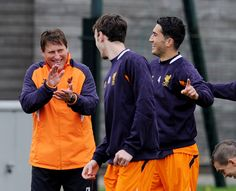Photos: Reds get ready for Anzhi - Liverpool FC