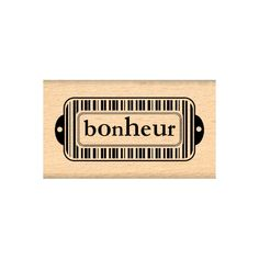 LABEL BONHEUR P Tampons, Stamp, Phrases, Silhouettes, Journal, Film, Design, Laughing Quotes, Printable