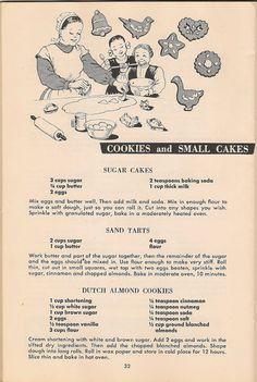 VINTAGE COOK BOOK Pennsylvania Dutch Cooking by HazelCatkins