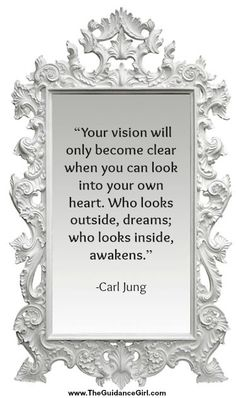 Jung quote look inward for answers #self #awarness