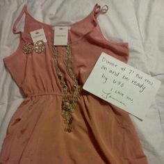Such a sweet romantic idea Love this idea but would be afraid of what he would choose.