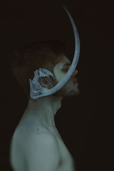 iurii ladutko Digital artist iurii ladutko explores the depths of the subconscious with his portraiture. Dark Fairytale, Southern Gothic, Dark Gothic, Animal Ears, Gothic Beauty, Beauty Photography, Horror, Deviantart, Statue