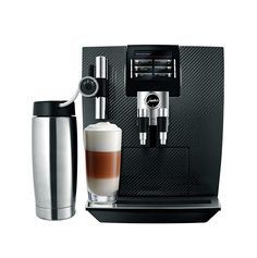 Jura J95 Automatic Coffee Machine, Carbon >>> Find out more about the great product at the image link.