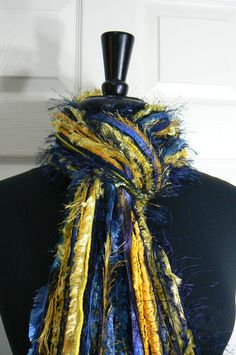 Averett University Michigan Wolverines WVU by FlorasFinest on Etsy, $29.95