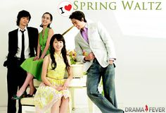 I ♥ Spring Waltz- The only one of the season series that I could finish watching.