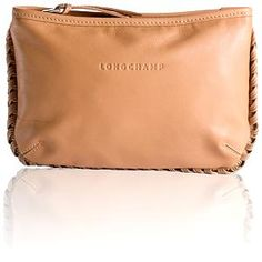 Latest Cheap Portable Longchamp Cosmetic Bags Taupe