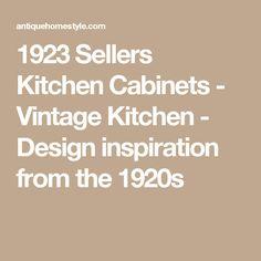 Sellers Kitchen Cabinets Vintage mastercraft kitchen cabinet elwood indiana/hoosier-cuboard 1920s