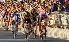 Kristoff é o mais rápido mas Cavendish é o campeão no Catar