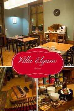 Idée de chambre d'hôtes à Colmar - Villa Elyane