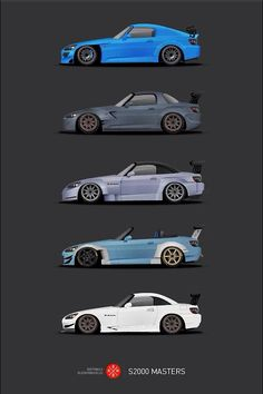 Honda S2000 Masters Can't get enough #JDM and #Import Style? Neither can we! Join our board to share your pics! Contact us at #Rvinyl.com!