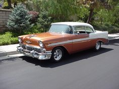 Chevy Classic, Classic Hot Rod, Classic Trucks, Classic Cars, 1956 Chevy Bel Air, Chevy Muscle Cars, Chevy Chase, Chevrolet Bel Air, Chevy Impala