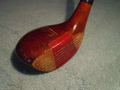 Old Hand Made Golf Club / Sav a Shot / Ginza Golf / 3 wood / golf club / fairway wood / Rare Golf Club by VintageGolfClubs on Etsy