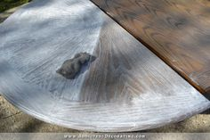 cerused oak dining table 13